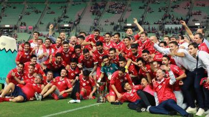 Independiente campeona la Suruga Bank 2018
