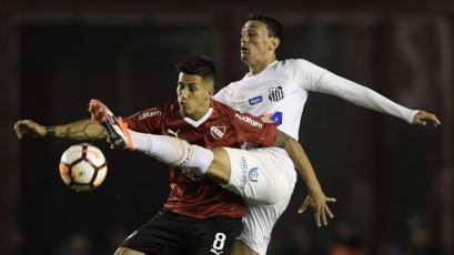 Independiente no pasa del empate con Santos (0-0)