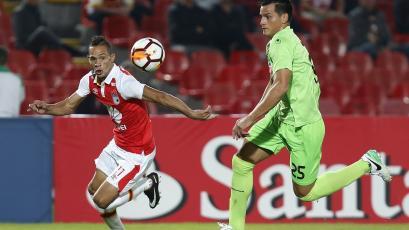 Independiente Santa Fe avanzó en la Copa Libertadores