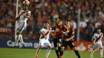 Independiente y River no se hicieron daño (0-0)