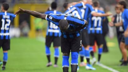 Serie A: Inter ilusionó a San Siro con una goleada 4-0 al Lecce de Gianluca Lapadula (VIDEO)