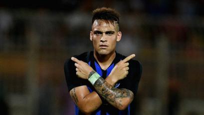 Inter vuelve a ganar con Lautaro Martínez como estrella