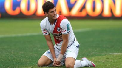 Deportivo Municipal: Iván Bulos se desgarró y será baja por un mes