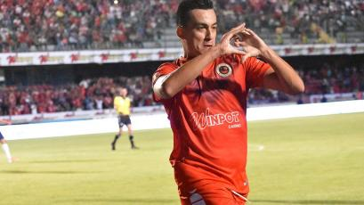 Iván Santillán volvió a jugar con Veracruz y ganaron después de 7 meses