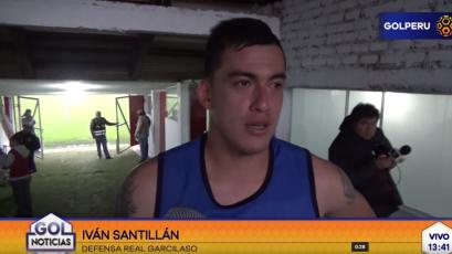 Iván Santillán: