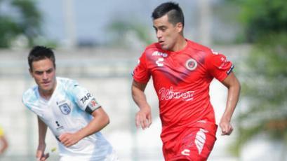 Iván Santillán se desvinculó de Veracruz y quedó como jugador libre