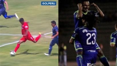 A lo Lobatón: delantero de Juan Aurich anotó golazo desde media cancha por la Liga2 (VIDEO)