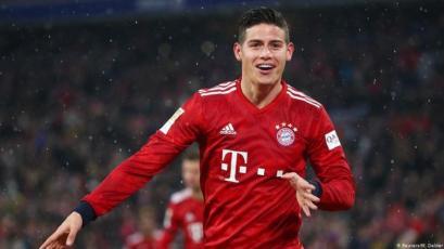 James Rodríguez no seguirá en el Bayern y debe volver al Real Madrid