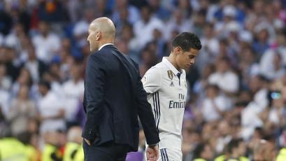 Real Madrid: le recomiendan a James Rodríguez