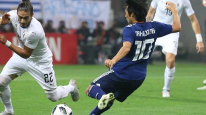 Japón venció 4-3 a Uruguay en un partidazo