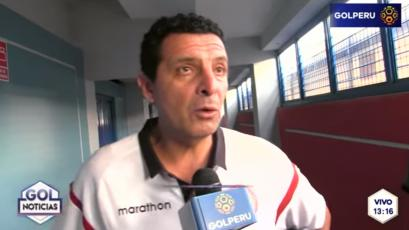 Javier Chirinos: