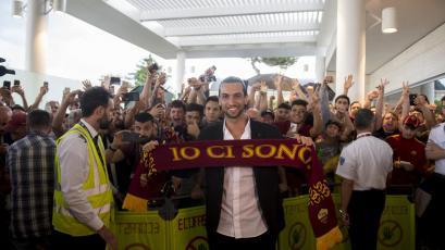 Javier Pastore ficha por la Roma