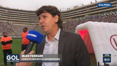 Jean Ferrari: