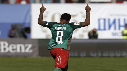 Revive los 10 goles de Farfán en la Premier League de Rusia