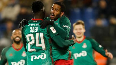 Lokomotiv Moscú despidió oficialmente a Jefferson Farfán con un alucinante video