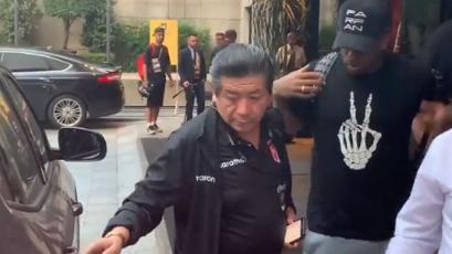 Jefferson Farfán abandonó la concentración de la Selección Peruana para viajar a Lima