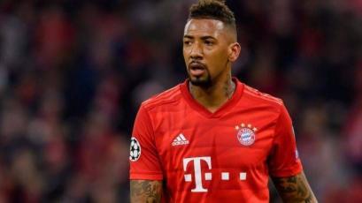 Bayern multó a Jerome Boateng por no cumplir con las medidas de salud