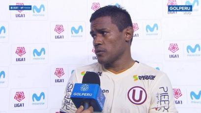 Universitario de Deportes: Jersson Vásquez explicó cuál fue su error en el penal fallado ante Binacional