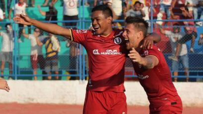 """Universitario de Deportes: """"Los buenos resultados nos ilusionan con el título"""", dijo Jersson Vásquez"""