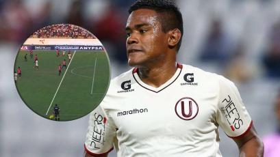 Carlos Mannucci vs Universitario: ¿estuvo bien anulado el gol de Jersson Vásquez? (VIDEO)