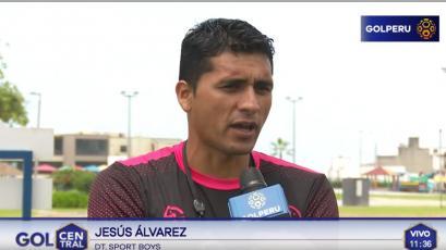 Jesús Álvarez: