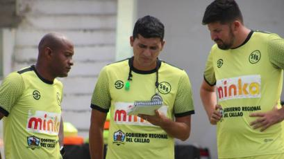 Jesús Álvarez sobre Sport Boys:
