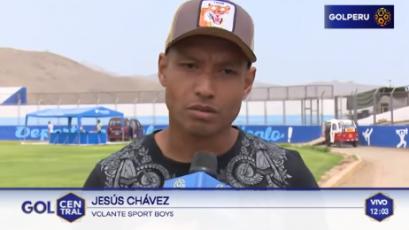 Jesús Chávez: