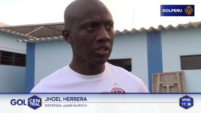 Jhoel Herrera: