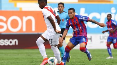 Deportivo Municipal: Jhonnier Montaño, hijo del exfutbolista colombiano, debutó con 16 años (VIDEO)