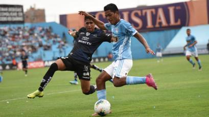 Joao Grimaldo con 16 años la tiene clara: debutar en Liga1 Movistar con Sporting Cristal y estudiar una carrera (VIDEO)