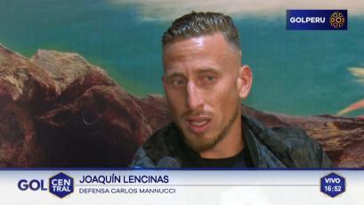 Joaquín Lencinas: