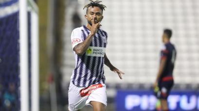 Alianza Lima derrotó en dos amistosos a Sport Boys con un golazo de Joazhiño Arroé (VIDEO)
