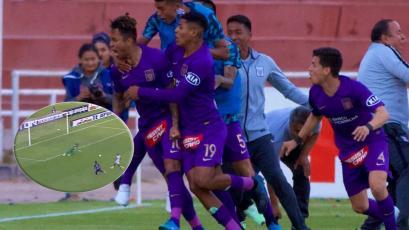 Joazinho Arroé ingresó a los 86' y a los 89' volteó el marcador tras una magistral definición (VIDEO)