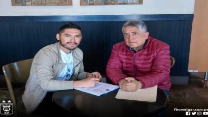 Joel Sánchez es nuevo jugador de Melgar