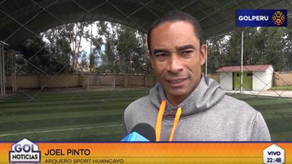 Joel Pinto: