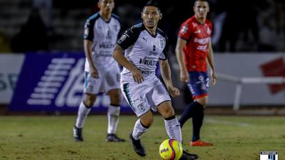 Joel Sánchez debutó con Querétaro