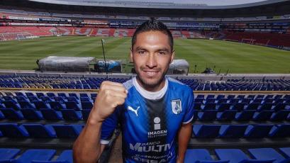 Joel Sánchez será titular por primera vez con Querétaro en la Liga MX