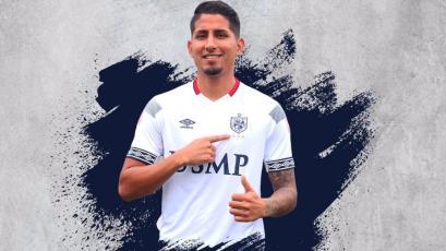 Club San Martín: El ecuatoriano Joffre Escobar llega para afrontar el Clausura