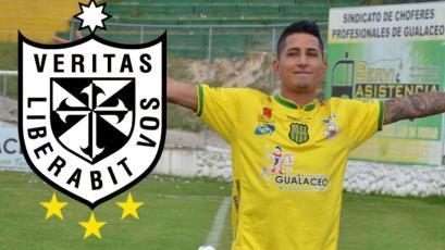 Liga1 Movistar: delantero ecuatoriano Joffre Escobar fue fichado por San Martín (VIDEO)