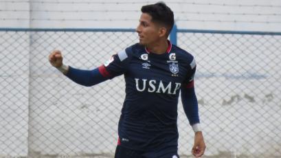 Joffre Escobar: los sorpresivos números del goleador de San Martín y del Torneo Clausura