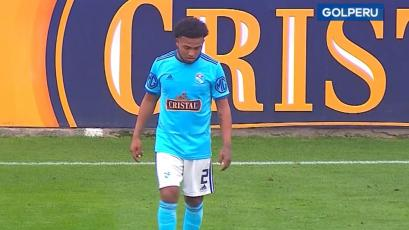 Sporting Cristal: Johan Madrid ofreció disculpas al defensa de Sport Boys por fuerte lesión