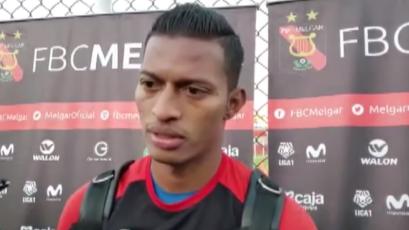 """John Narváez: """"El objetivo del equipo es pelear arriba"""" (VIDEO)"""