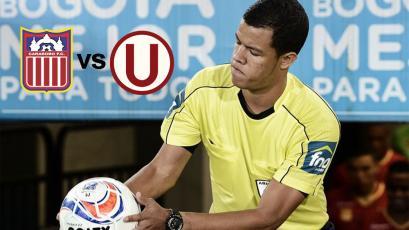 Carabobo vs Universitario: colombiano John Ospina será el árbitro en este partido de Copa Libertadores
