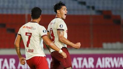 Jonathan Dos Santos sobre su gol en Venezuela: