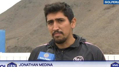 """""""Sport Boys será distinto en la Copa Bicentenario y el Torneo Clausura"""", dijo Jonathan Medina"""