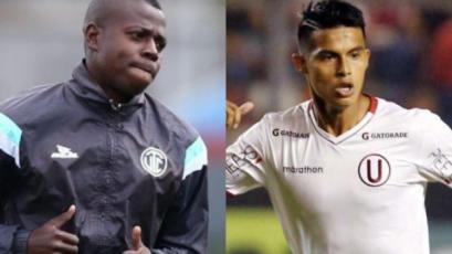 Universitario de Deportes: Jonathan Segura ofreció disculpas a Anthony Osorio por codazo