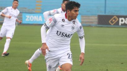 Jordan Guivin tras el Sport Huancayo 0-0 San Martín: