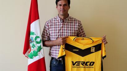 Academia Cantolao: Jorge Araujo fue confirmado como entrenador para la temporada 2019