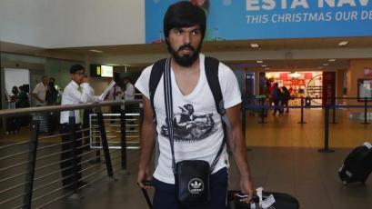 Jorge Cazulo llegó para la pretemporada:
