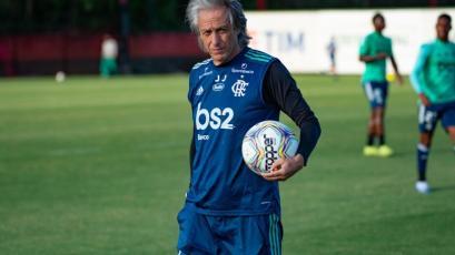 El entrenador de Flamengo dio negativo en nueva prueba de coronavirus